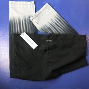 Calvin Klein Capri Legging Athletic wear Size 1X